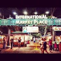 Photo taken at International Market Place by Albert L. on 7/26/2012