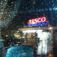 Photo taken at Tesco by P e. on 12/30/2011