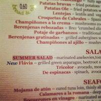 Photo taken at Carmen Bar de Tapas by Fê R. on 7/30/2012