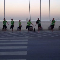 Photo taken at Ignite Military Bootcamp Dubai Marina by Guillaume M. on 12/14/2011