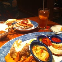 Photo taken at Red Lobster by Cordell M. on 5/13/2011