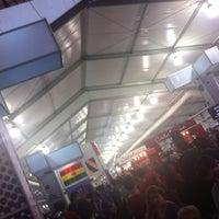 Photo taken at Feria del Libro by Jaime f. on 11/5/2011