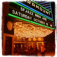 Photo taken at Paramount Theatre by negi on 10/16/2011