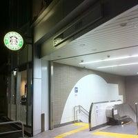 Photo taken at Kita-sando Station (F14) by daikiresolfa.net on 12/19/2011