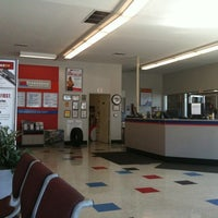 Photo taken at Firestone Complete Auto Care - Redondo Beach by Kenji Y. on 10/12/2011