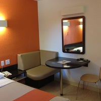 Photo taken at Motel 6 by Brent P. on 8/4/2012