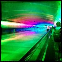 Photo taken at Tunnel of Light by hana p. on 9/28/2011