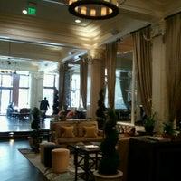 Photo taken at Villa Florence Hotel by Iris H. on 10/18/2011
