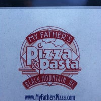 Photo taken at My Father's Pizza by Paige W. on 10/15/2011