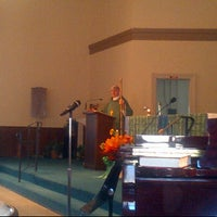 Photo taken at Sacred Heart Church by Andre S. on 9/4/2011