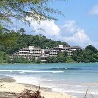 Photo taken at Nai Yang Beach by Pong Song 9. on 7/21/2012