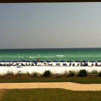 Photo taken at Destin Beach by Scott K. on 6/19/2011