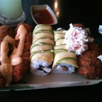 Photo taken at Koto Sushi Bar by Noe A. on 4/15/2012