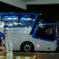 Photo taken at Phayao Bus Terminal by Thepkanith Y. on 12/5/2011