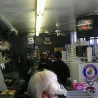 Photo taken at Grandstand Burgers by Brandon Y. on 9/27/2011