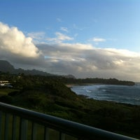 Photo taken at The Point At Poipu by Kira T. on 12/22/2011