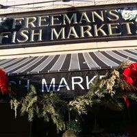 Photo taken at Freeman's Fish Market by Alex Z. on 12/21/2010