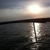 Photo taken at On A Boat by Kelly R. on 7/24/2011