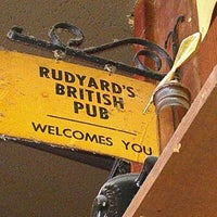 Photo taken at Rudyard's British Pub by Chef D. on 3/30/2012