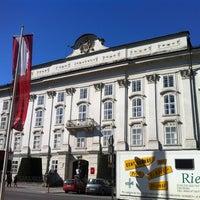 Photo taken at Hofburg Innsbruck by Максим К. on 3/16/2012