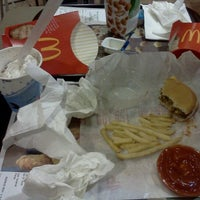Photo taken at McDonald's by Nate L. on 3/16/2012