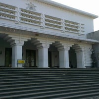Photo taken at Museum kerajaan Kutai Kartanegara by Ika S. on 8/23/2012
