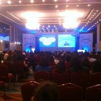 Photo taken at Sheraton Hotel Maslak by Ali D. on 2/9/2012