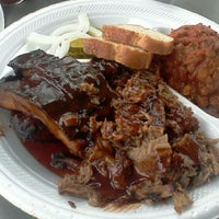 Photo taken at Off The Bone Barbeque by Jason C. on 8/8/2012