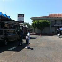 Photo taken at Westside Food Truck Central by Erik W. on 8/21/2012