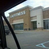 Photo taken at LA Fitness by Beth W. on 3/1/2012