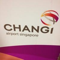 Photo taken at Terminal 1 Arrival Hall by Orapim K. on 3/5/2012