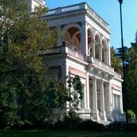 Photo taken at Giardini Margherita by Nicola B. on 9/8/2012