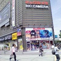 Photo taken at Bic Camera by Hiroshi Y. on 6/7/2012