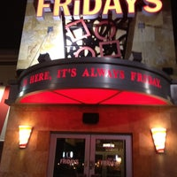 Photo taken at TGI Fridays by Tommy S. on 3/26/2012