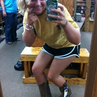 Photo taken at Boot Factory Outlet by Nikki M. on 9/6/2012