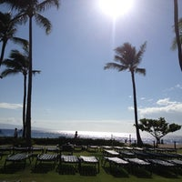Photo taken at Marriott's Maui Ocean Club  - Lahaina & Napili Towers by Samantha H. on 7/12/2012