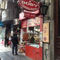 Photo taken at Dody Donner Kebab by Charlie E. on 4/28/2012