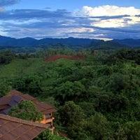 Photo taken at Katiliya Mountain Resort And Spa Chiang Rai by Bomb L. on 7/7/2012