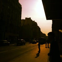 Photo taken at Rue Lecourbe by Poon P. on 3/22/2012