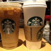 Photo taken at Starbucks by Stephane B. on 2/22/2012