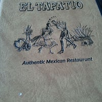 Photo taken at El Tapatio Mexican by Hannah C. on 2/22/2012