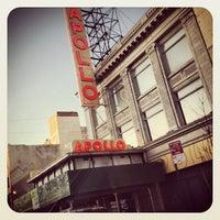Photo taken at Apollo Theater by Armando C. on 2/26/2012