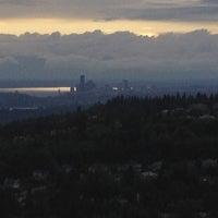 Photo taken at Cougar Mountain City View by David M. on 6/8/2012