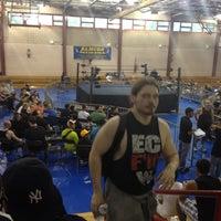 Photo taken at Elmcor Recreation Center by Rob B. on 6/29/2012