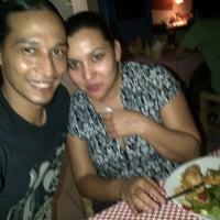 Photo taken at Las Pizzas del Bor by Ireneo H. on 7/22/2012