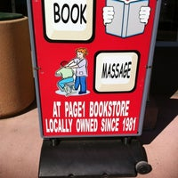 Photo taken at Page 1 Books by betsy m. on 6/18/2012