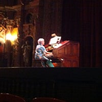 Photo taken at Tampa Theatre by Lizz H. on 8/5/2012