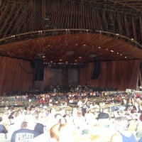 Photo taken at Blossom Music Center by Reham D. on 7/18/2012