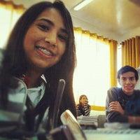 Photo taken at Escola Moderno by Caio O. on 3/10/2012