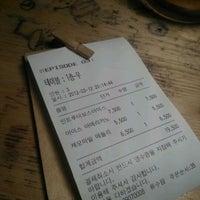 Photo taken at Episode #3 by 예나 홍. on 3/12/2012